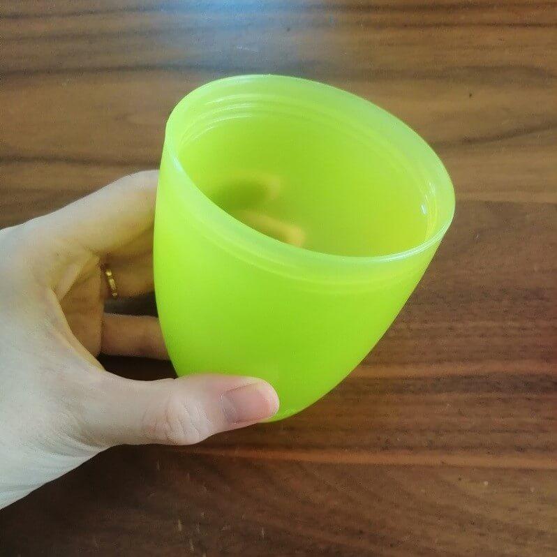 ミラクルカップのボトル